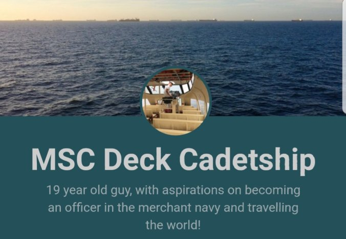 An Interview With A Deck Cadet | Cruise Addicts Blog